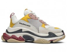 Balenciaga Triple S Trainer 'White Yellow' (36-41)