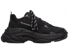 Balenciaga Triple S Trainer 'Triple Black' (36-45)