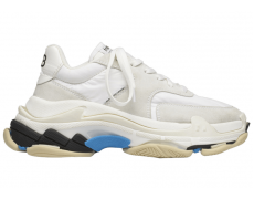 Balenciaga Wmns Triple S Trainer 2.0 'White Blue' (36-41)