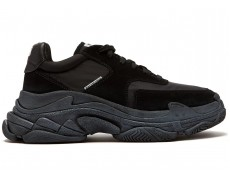 Balenciaga Wmns Triple S Trainer 2.0 'Black' (36-41)