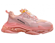 Balenciaga Wmns Triple S Trainer 'Peach Cream' (36-40)