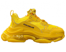 Balenciaga Wmns Triple S Trainer 'Yellow' (36-40)