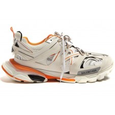 Balenciaga Track Trainer 'White Orange'