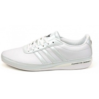 Adidas Porsche Design Typ 64 Ver. 2.0 All White