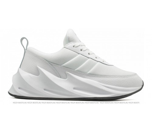 Adidas Sharks All White