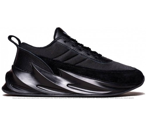 Adidas Sharks All Black