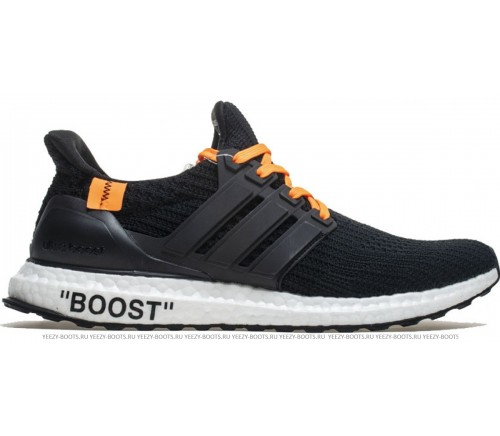 Adidas Ultra Boost X off Black
