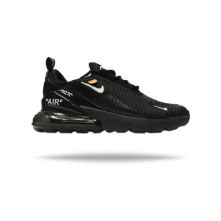 Off White x Nike Air Max 270 черные