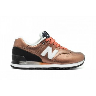 Женские NEW BALANCE 574 Gradient Bronze