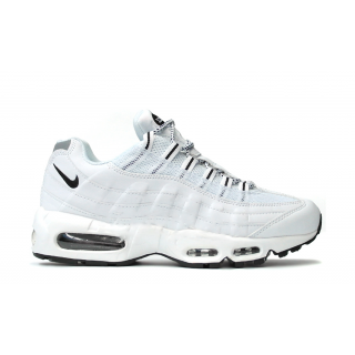 Nike air max 95 Essential белые