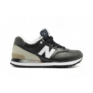 Женские NEW BALANCE 574 Gradient Black