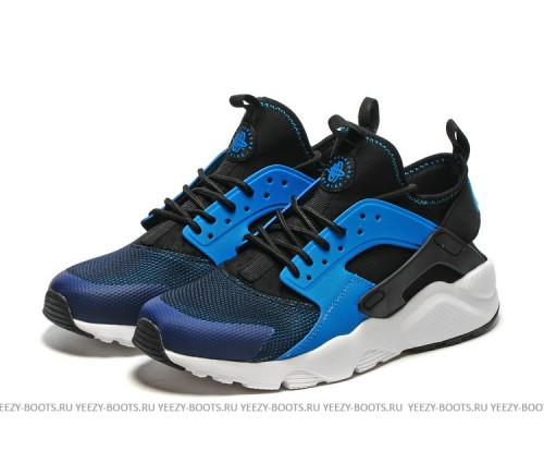 NIKE AIR HUARACHE ULTRA синие