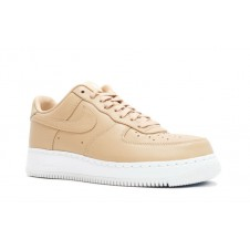 Nike Air Force 1 Low '07 бежевые
