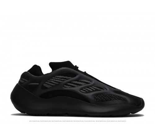 Yeezy Boost 700 V3 Azael black